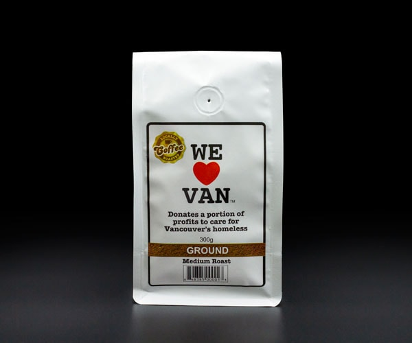 Ground Coffee Medium Roast
