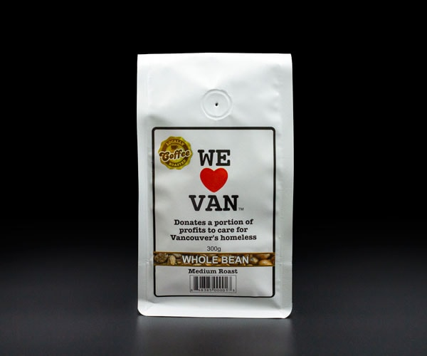 Whole Bean Coffee Medium Roast